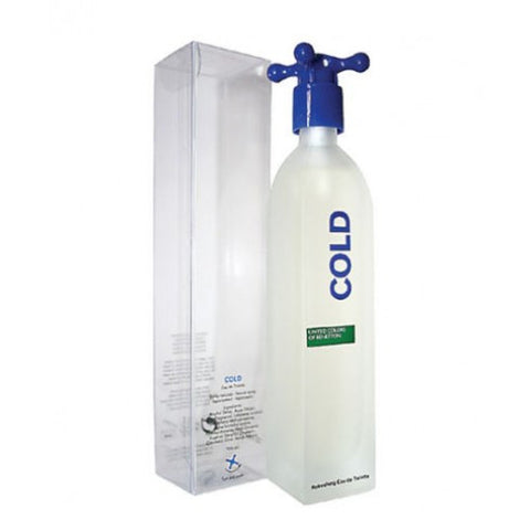 Cold De Benetton 100ml , Benetton