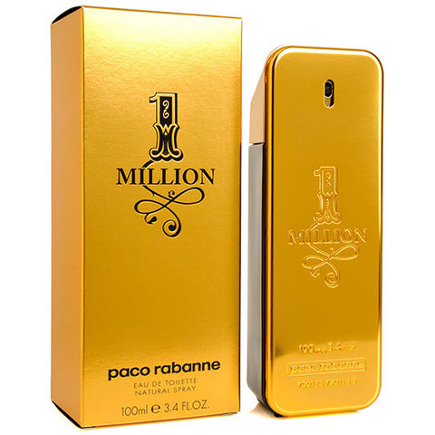 One Million 100ml De Paco Rabanne , Paco Rabanne
