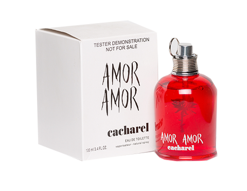 Amor Amor 100ml TESTER , Cacharel, [price],