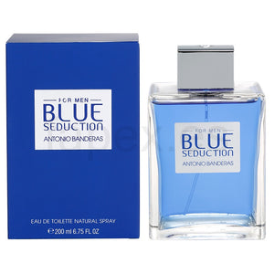 Blue Seduction EDT 200ml Hombre - Mundo Aromas Ltda