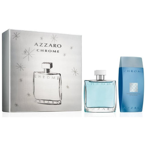 Azzaro Chrome 100ml Estuche