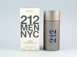 212 Hombre 100ml EDT Tester