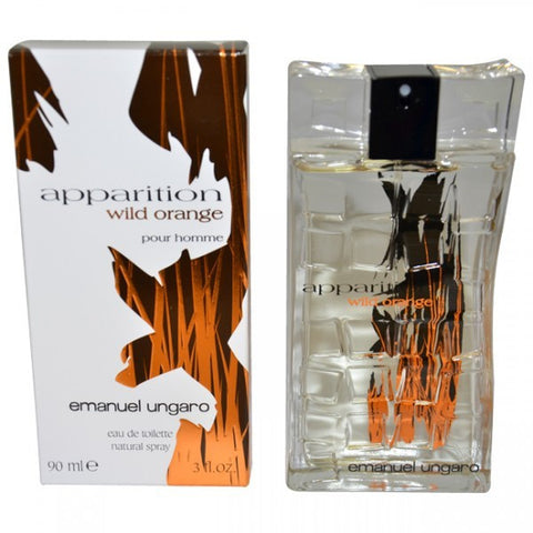 Emanuel Ungaro Apparition Wild Orange 90 ml Hombre