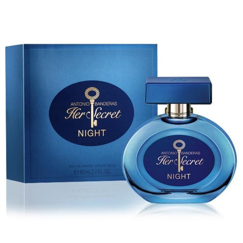 Her Secret 100ml Night Mujer