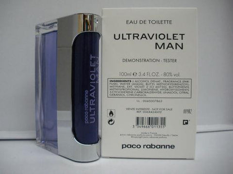 Ultraviolet Man EDT 100ml Tester
