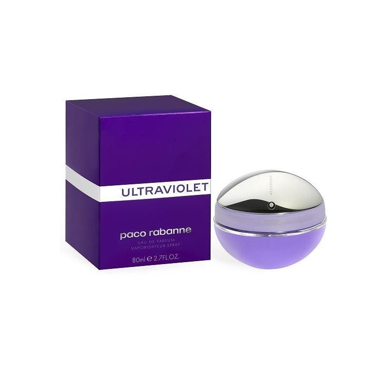 Ultraviolet Mujer 80ml EDP , Paco Rabanne