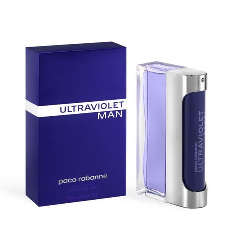 Ultraviolet Man EDT 100ml , Paco Rabanne