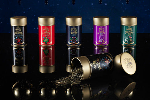 They're here: TWG Tea's Ultimate Festive Offerings!