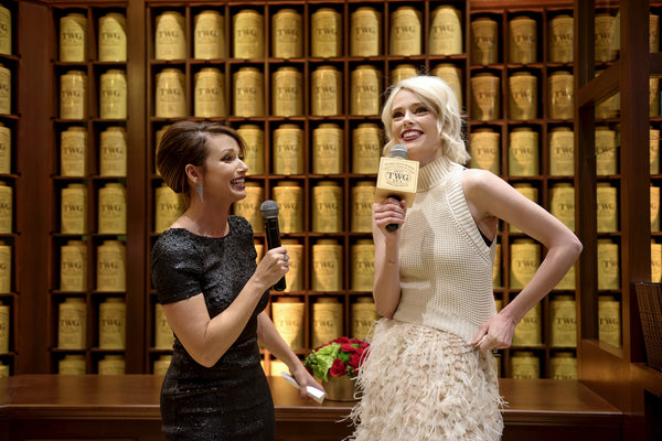 Event Coverage: TWG Tea's North American Debut