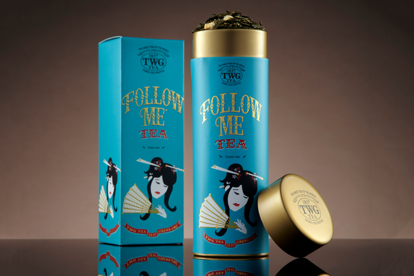 Celebrate The Precious Journey of Romance with TWG Tea