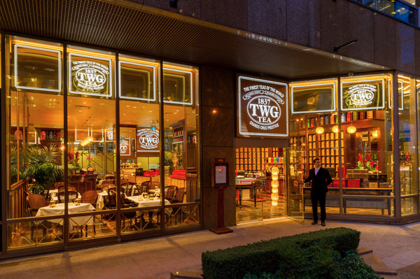 The Iconic TWG Tea Launches in Vancouver, Canada
