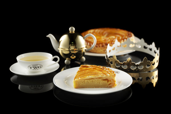 Celebrate the New Year & Epiphany with TWG Tea King's Cake
