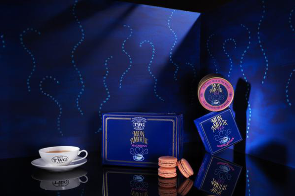 Celebrate Romance with a Glamorous TWG Tea Valentine's Day