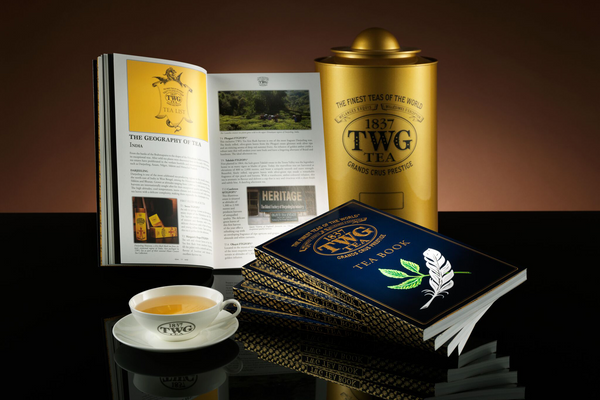 Tea & Wellbeing: A Healthy Life with a Cup of TWG Tea