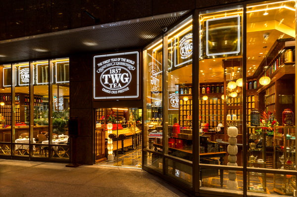 TWG Tea Canada Turns 1 this December!