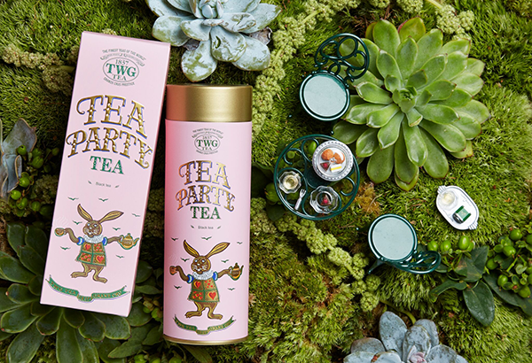 An Adventurous Tale of Easter with TWG Tea