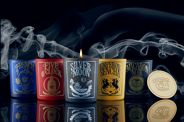 TWG Tea-Scented Candle Making in 6 Steps