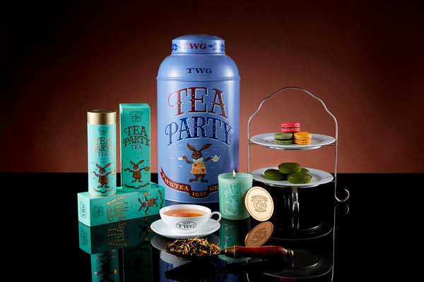 A Whimsical Easter TWG Tea Party Awaits...