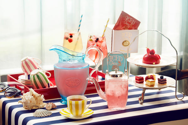 Iced Tea Bag Collection by TWG Tea