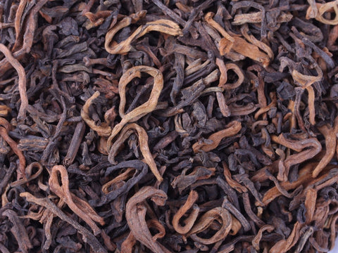 Pu-Erh of the Night