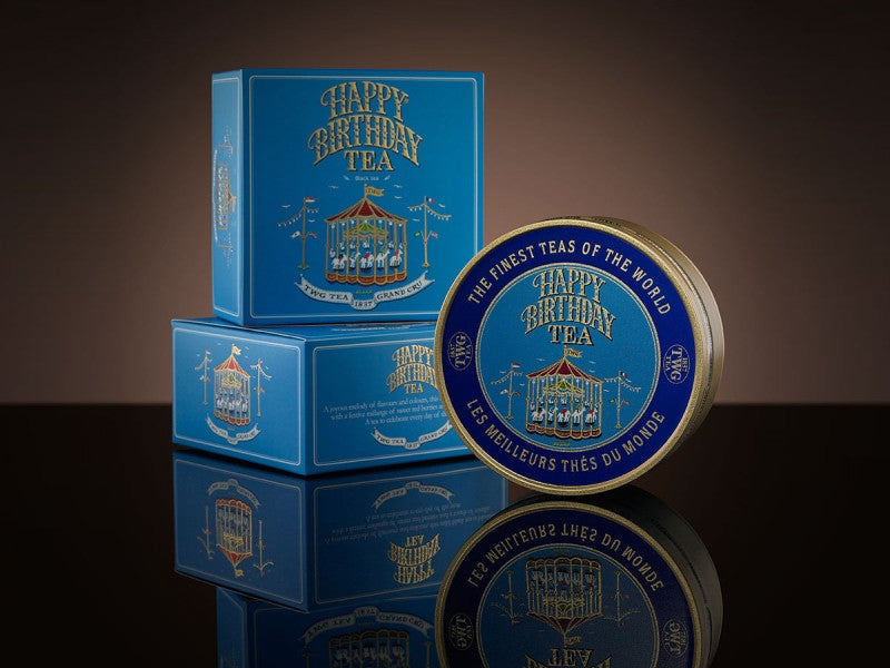 TWG Tea Happy Birthday Tea Caviar Collection