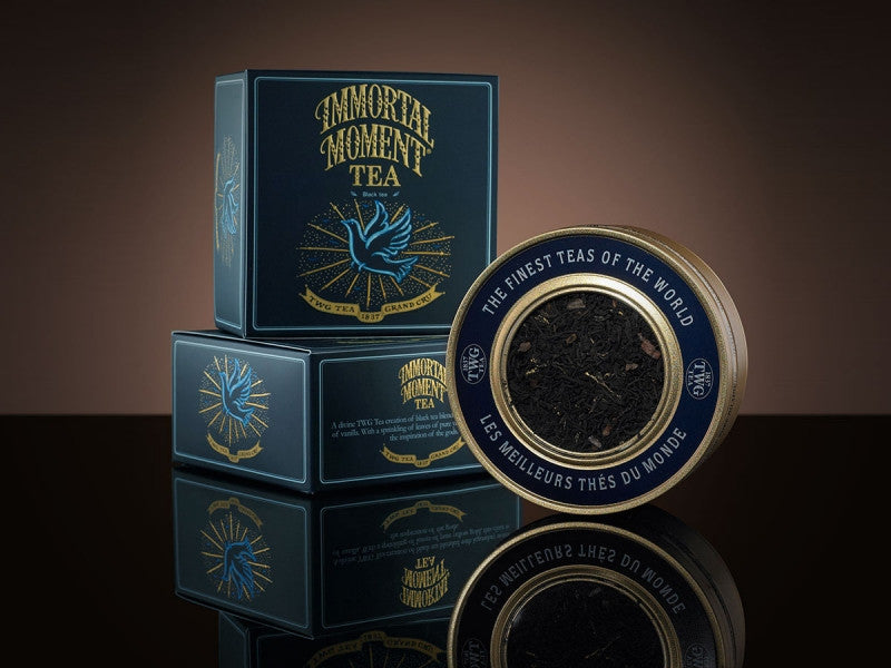 TWG Tea Immortal Moment Tea Caviar Collection