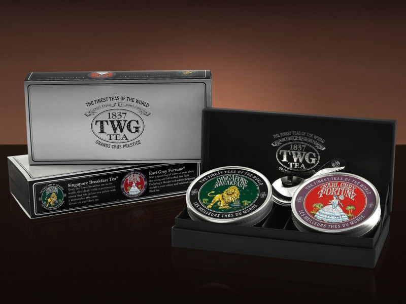 TWG Tea Grand Explorer Tea Set