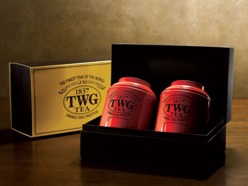 TWG Tea Posh Tea Set