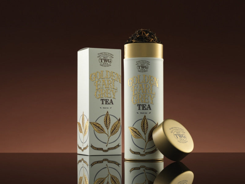 TWG Tea Haute Couture Golden Earl Grey
