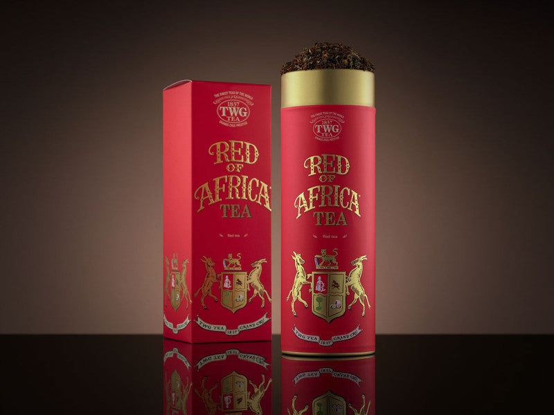 TWG Tea Haute Couture Red of Africa Tea