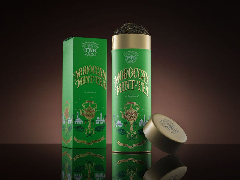 TWG Tea Haute Couture Moroccan Mint Tea
