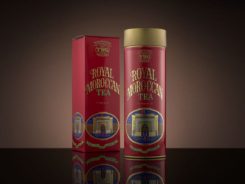 TWG Tea Haute Couture Royal Moroccan Tea