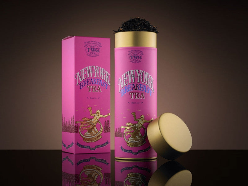 TWG Tea Haute Couture New York Breakfast Tea