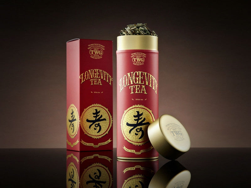 TWG Tea Haute Couture Longevity Tea