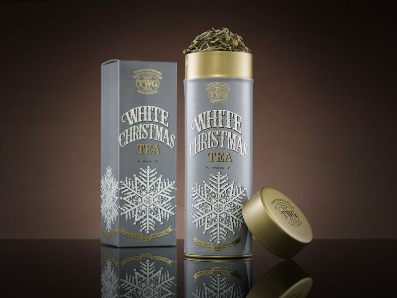 TWG Tea Haute Couture White Christmas Tea