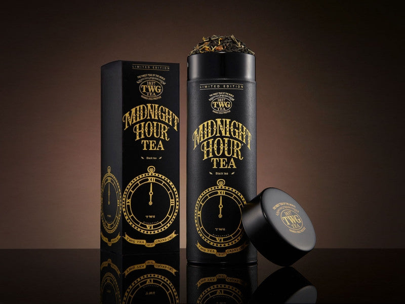 TWG Tea Haute Couture Midnight Hour Tea