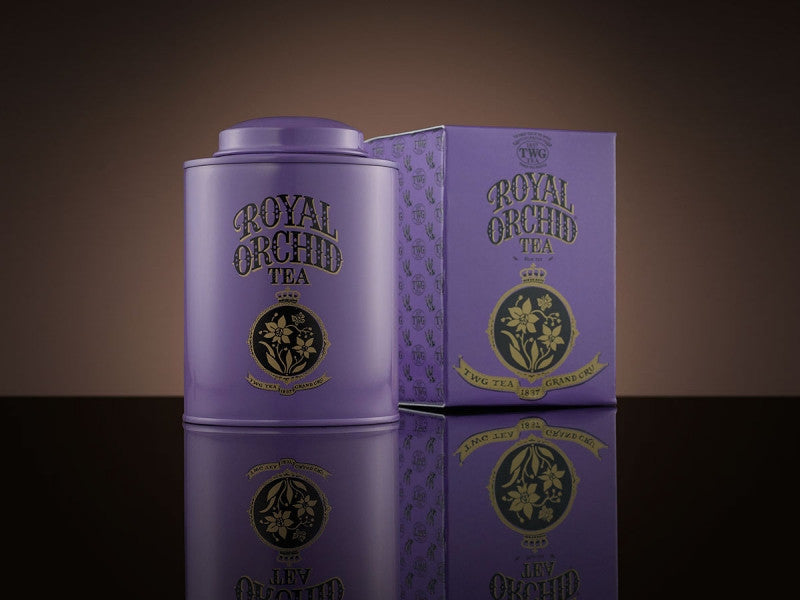 TWG Tea Keepsake Royal Orchid Tea
