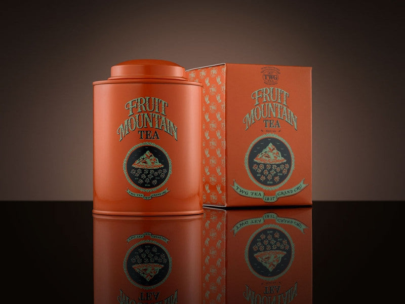 TWG Tea Keepsake Fruit Mountain Tea