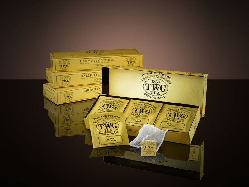 TWG Tea Teabags Harmutty SFTGFOP1