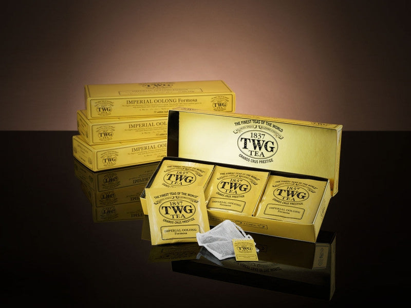 TWG Tea Teabags Imperial Oolong