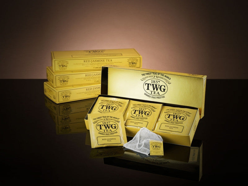 TWG Tea Teabags Red Jasmine Tea