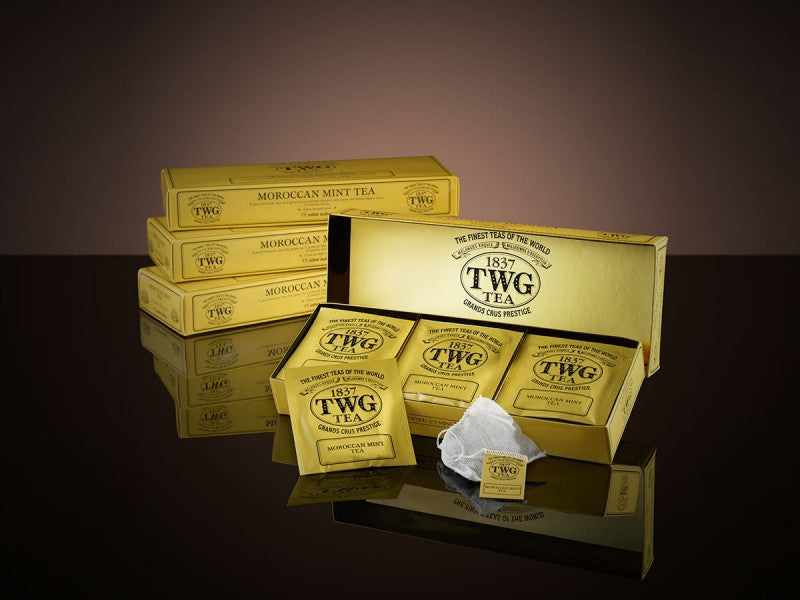 TWG Tea Teabags Moroccan Mint Tea