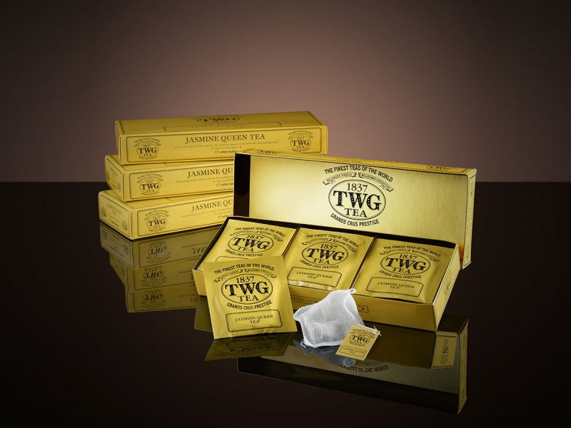 TWG Tea Teabags Jasmine Queen Tea