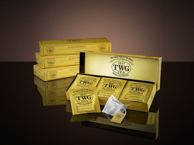 TWG Tea Teabags Alexandria Tea