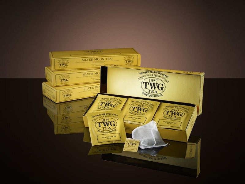 TWG Tea Teabags Silver Moon Tea