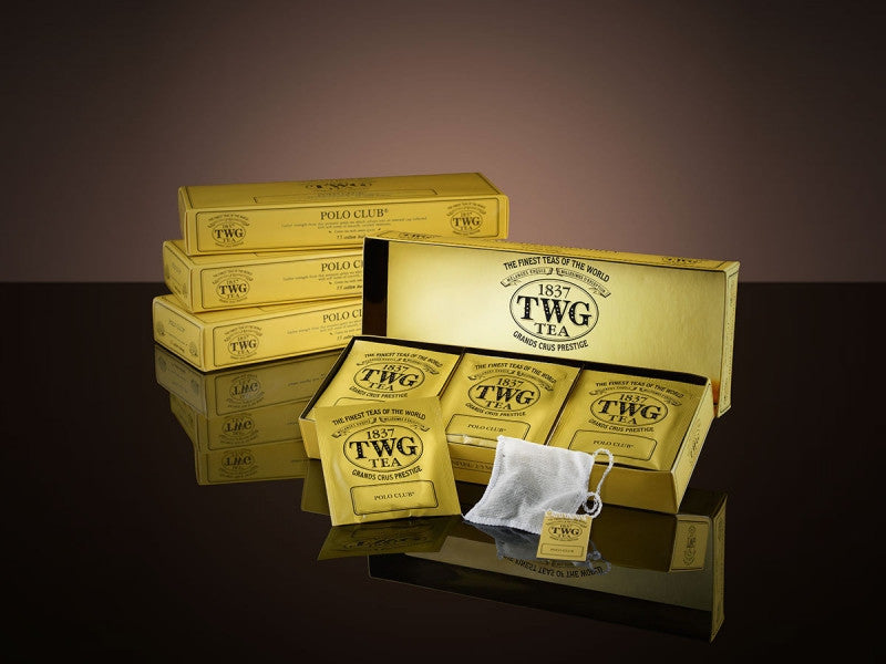 TWG Tea Teabags Polo Club Tea