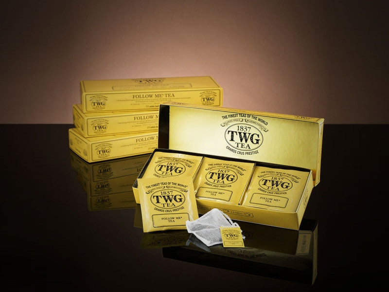 TWG Tea Teabags Follow Me Tea