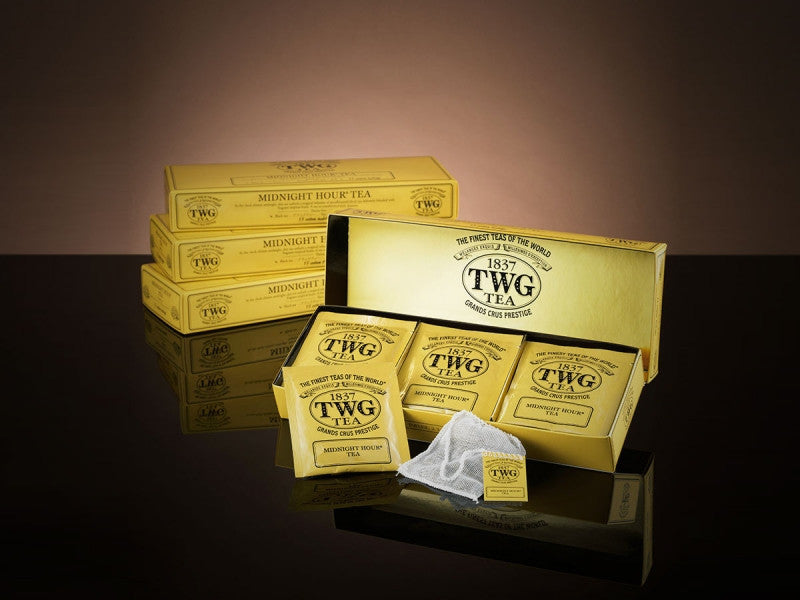 TWG Tea Teabags Midnight Hour Tea