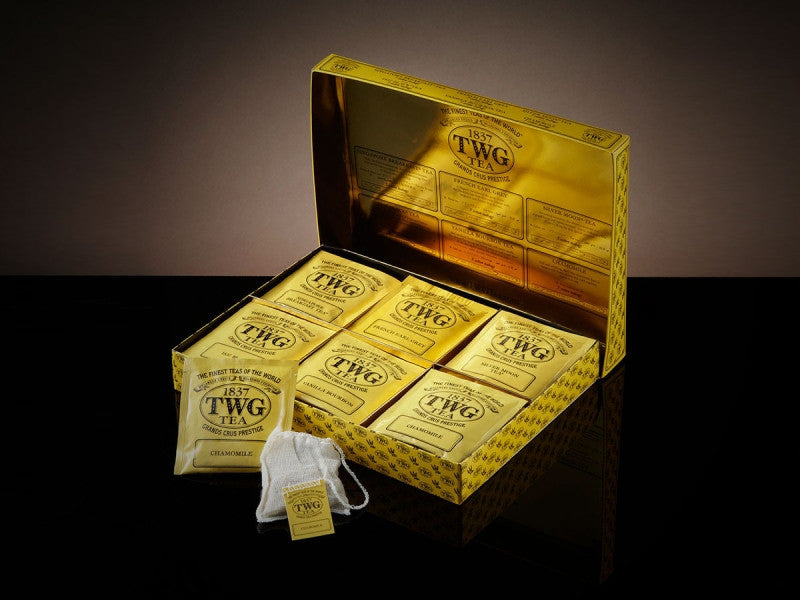 TWG Tea Teabags Tea Taster Collection