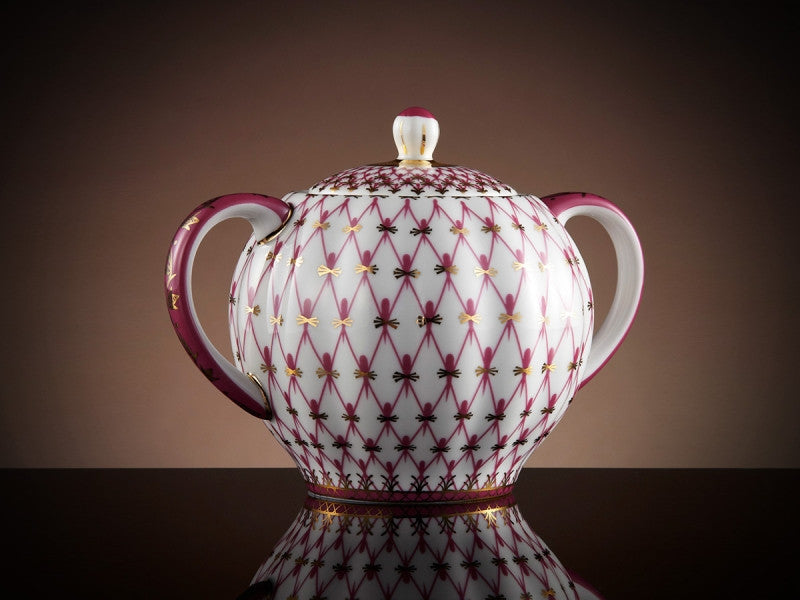 TWG Tea Tsarina Sugar Bowl in Violet (450ml)